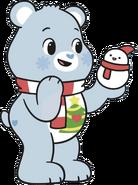 Christmas Wishes Bear UTM