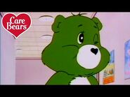 Classic Care Bears - The Evolution of Good Luck Bear!
