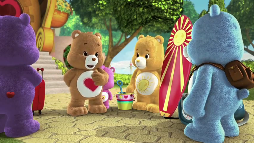 When the Bear's Away