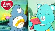 Classic Care Bears The Evolution of Wish Bear!