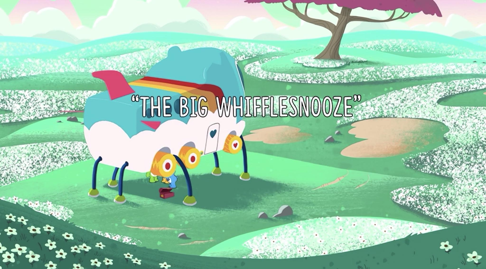 The Big Whifflesnooze