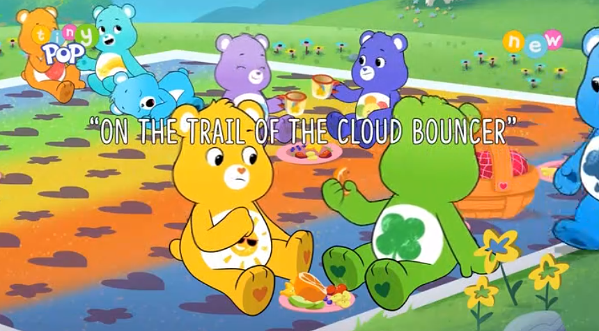 On the Trail of the Cloud Bouncer