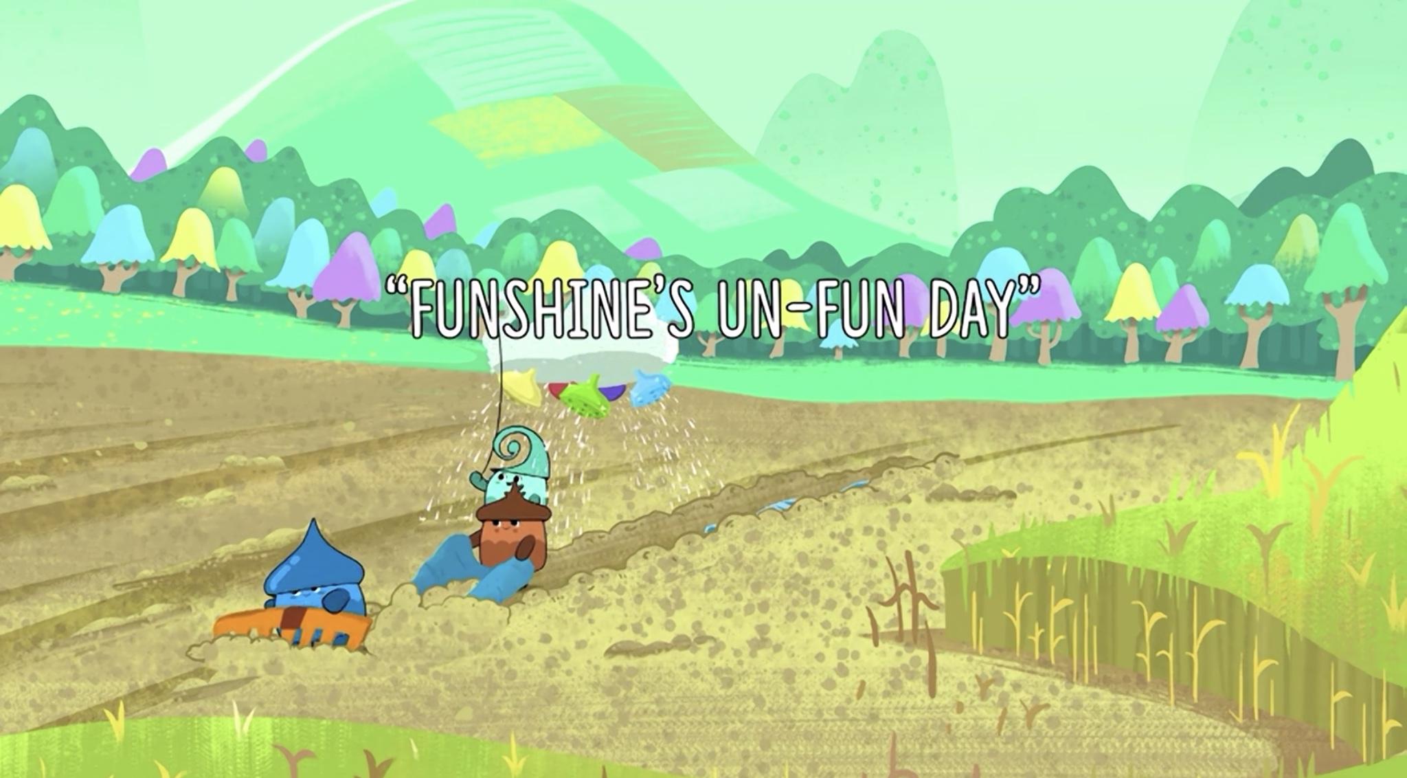 Funshine's Unfun Day
