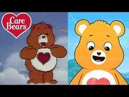 Classic Care Bears - The Evolution of Tenderheart Bear!