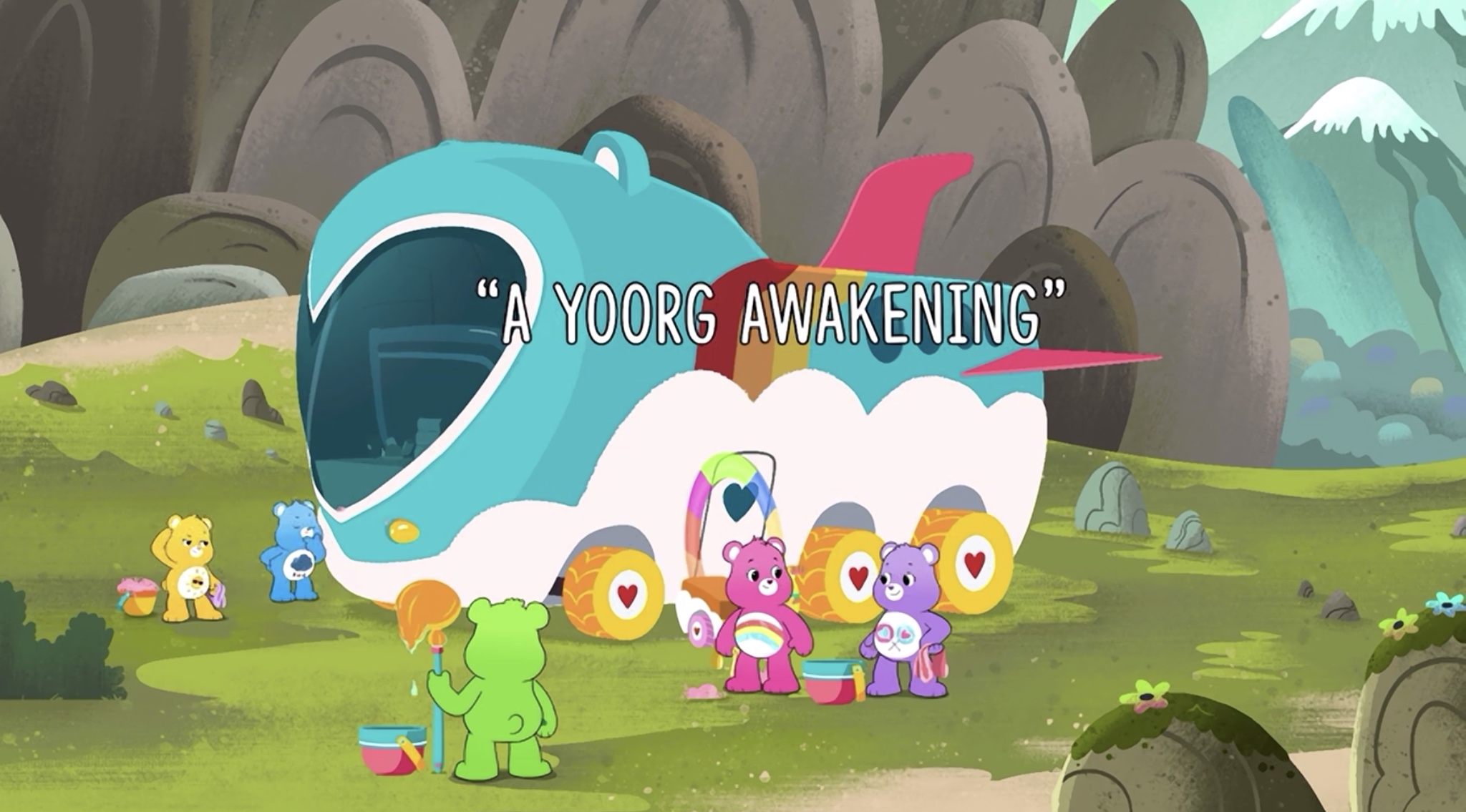 A Yoorg Awakening