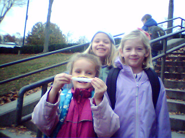 People harassing a poor hot dog with there slimy wet non-sassy hands. Why are these girls so cruel. (left to right. Suzanne caroline meghan.)