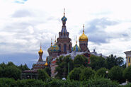 Sankt Petersburg Auferstehungskirche 2005 a