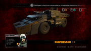 Screenshot from the Xbox One version of the Subpressor.