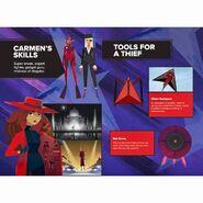 Carmen Sandiego 2019 Tools of a Thief