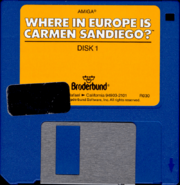WiEiCS - Amiga - Cover Disk 1
