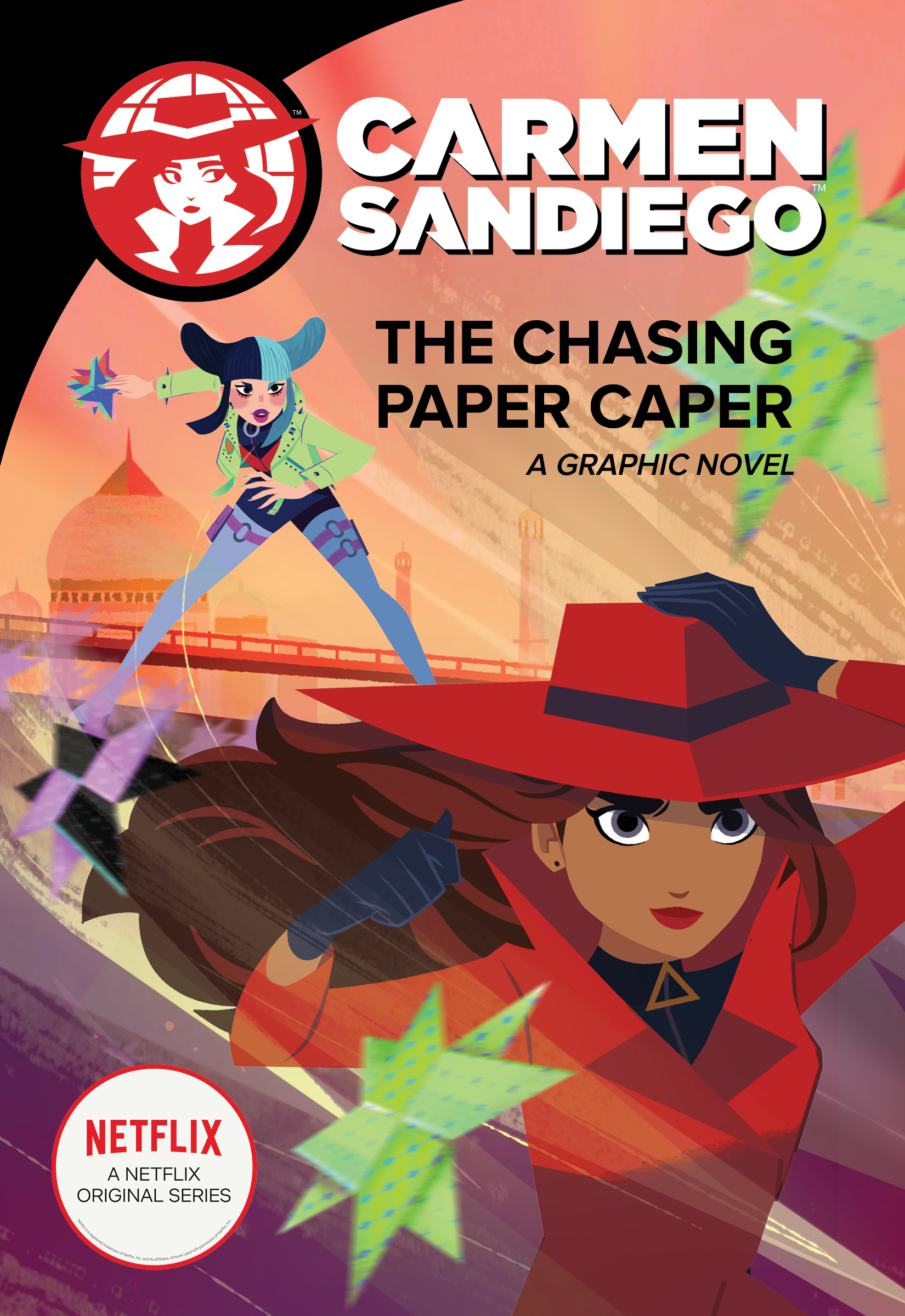 The Chasing Paper Caper (book)
