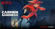 Carmen Sandiego 2019 promo 2