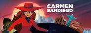 Carmen Sandiego 2019 banner