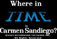 WiTiCS1989 - Apple II - Title Screen