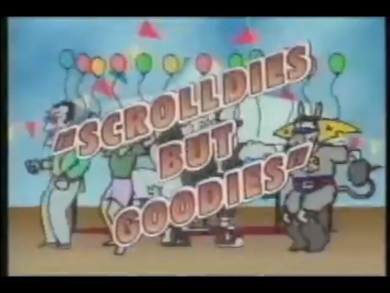 Scrolldies but Goodies