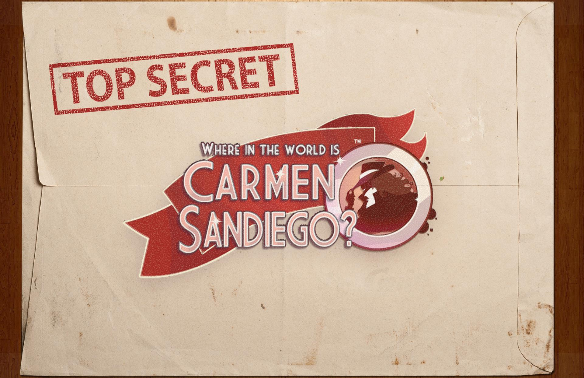 Where in the World is Carmen Sandiego? (Facebook)