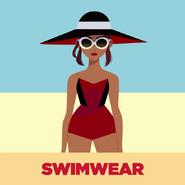 Carmen 2019 promo - swimwear