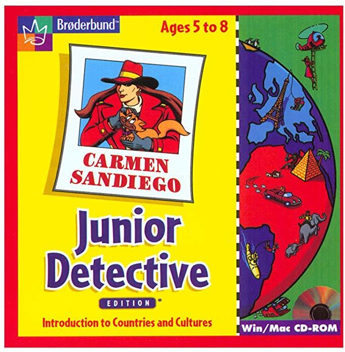Carmen Sandiego: Junior Detective