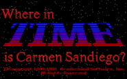 WiTiCS1989 - Title Screen - DOS - EGA