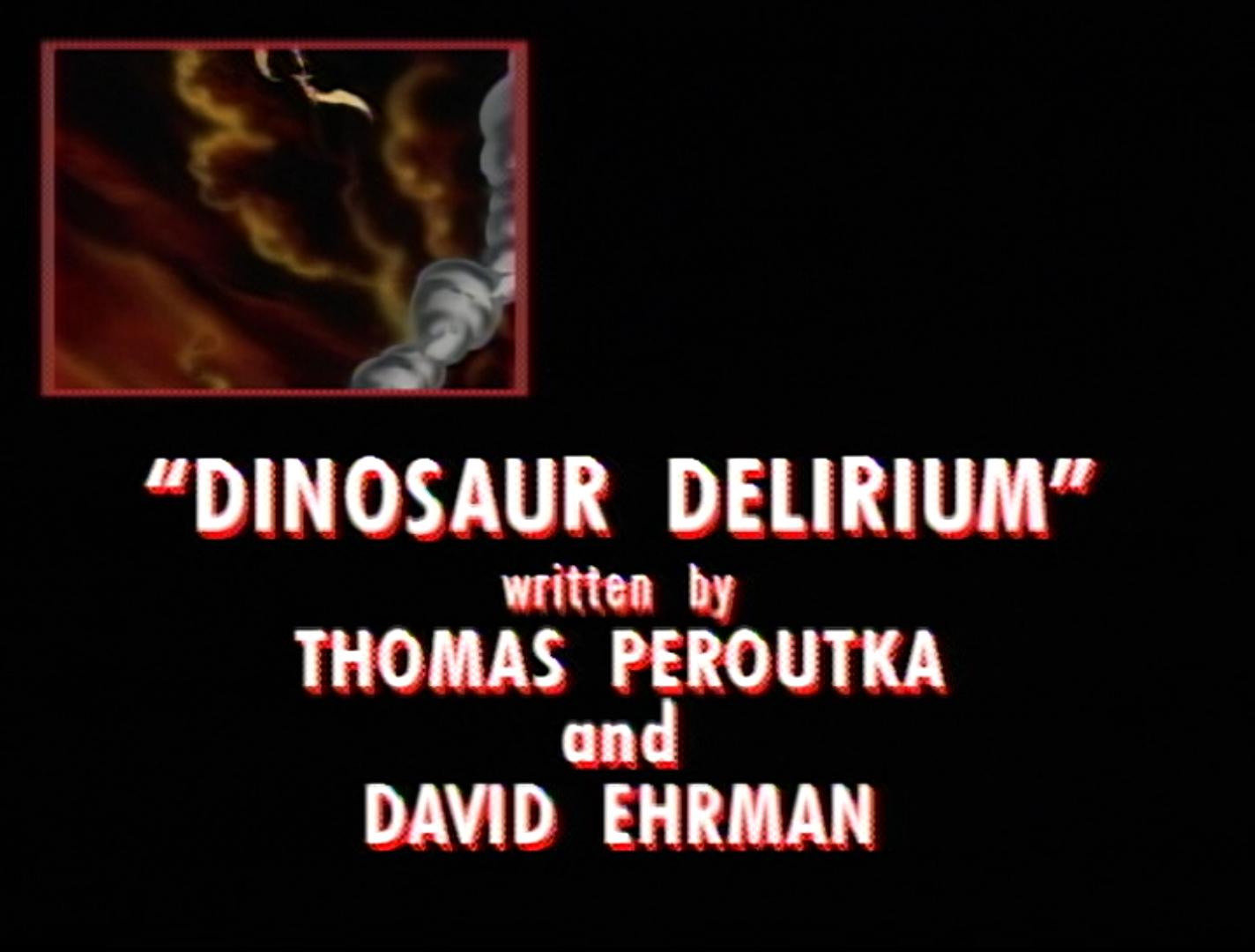 Dinosaur Delirium