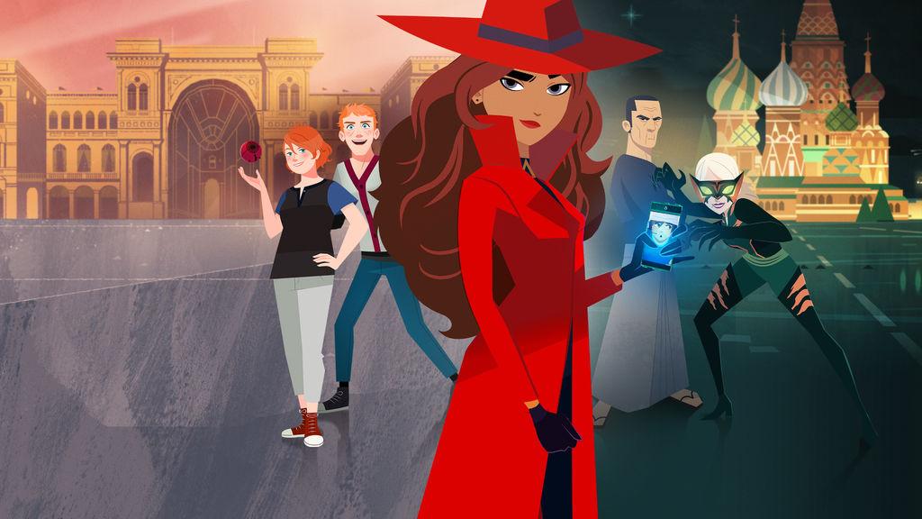 Carmen Sandiego (2019 Series) Season 1