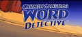 Carmen Sandiego word detective logo