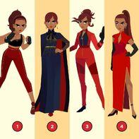 Carmen 2019 dress styles