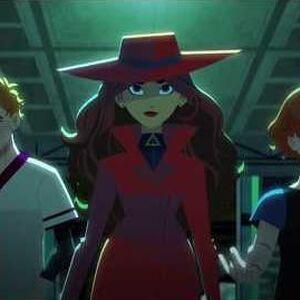 Carmen Sandiego - Official Trailer 4 - Netflix