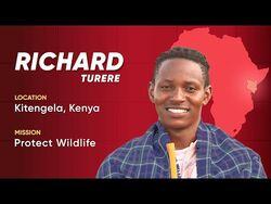Saving Wildlife in Africa - Carmen Sandiego- Fearless Kids Around the World