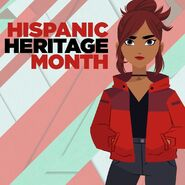 Carmen Hispanic Heritage Month