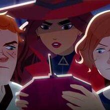 Carmen Sandiego - Official Trailer 3 - Netflix