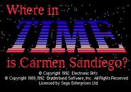 WiTiCS1989 - Genesis - Title Screen