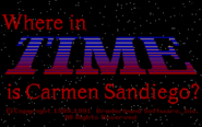 WiTiCS1989 - Title Screen - DOS
