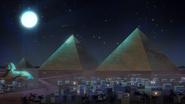 The Egyptian Decryption Caper (88)