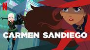 Carmen Sandiego 2019 promo - Tigress