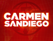 Carmen Sandiego logo