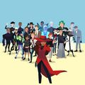 Carmen Sandiego 2019 all characters
