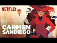 Carmen Sandiego Season 4 Trailer