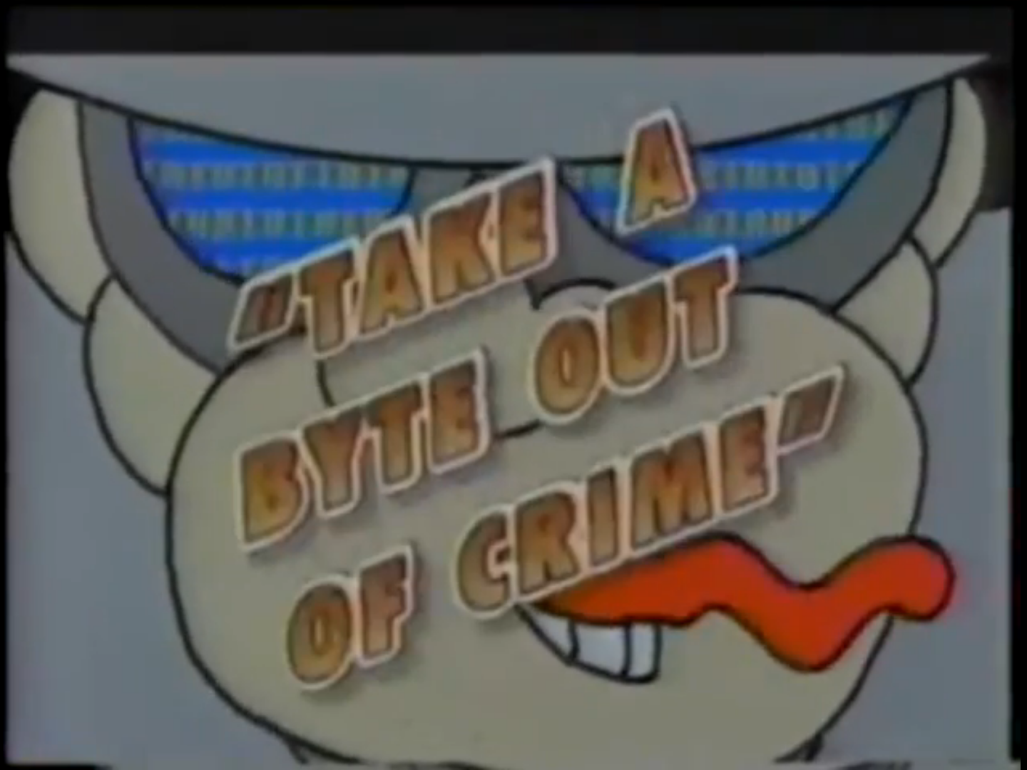 Take a Byte Out of Crime