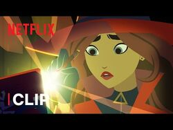 Time is Running Out for Carmen ⏳ Carmen Sandiego Season 3 - Netflix Futures