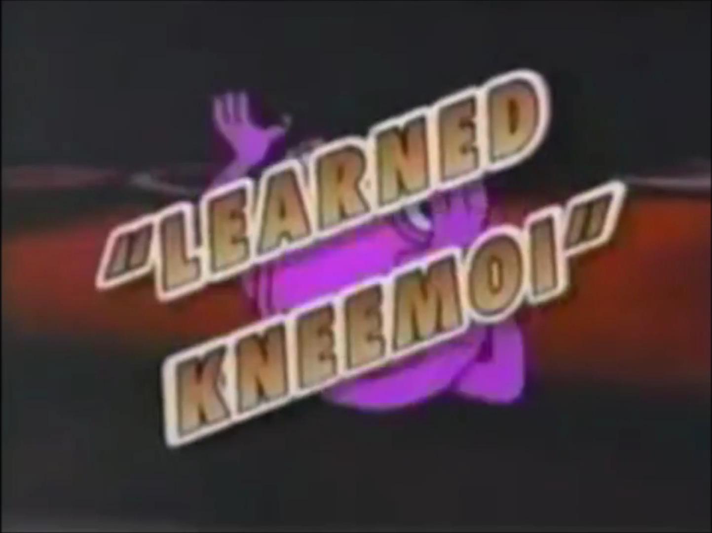 Learned Kneemoi