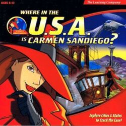 Where in the U.S.A. is Carmen Sandiego? (1996)