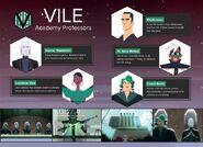 Carmen Sandiego 2019 Vile faculty promo