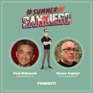 Summer of Sandiego - Paul and Duane