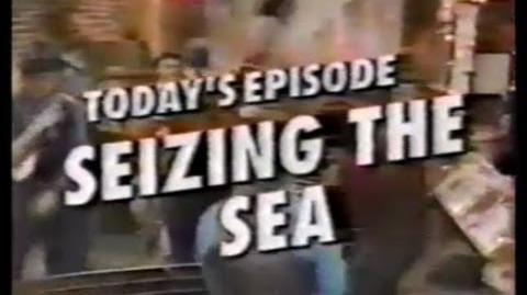 Seizing the Sea