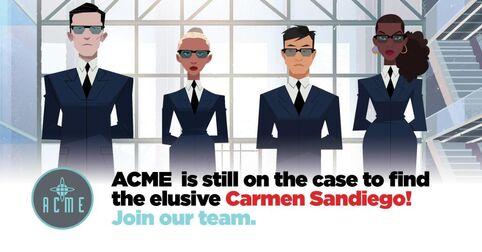 A.C.M.E Agents 2019
