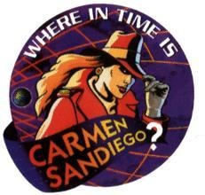 Where in Time is Carmen Sandiego? (TV Show)