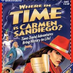 Where in Time is Carmen Sandiego? (1997)