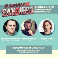 Summer of Sandiego - Trio Season 4 - 1 and 2