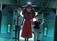 Carmen Sandiego - Carmen, Ivy, and Zack
